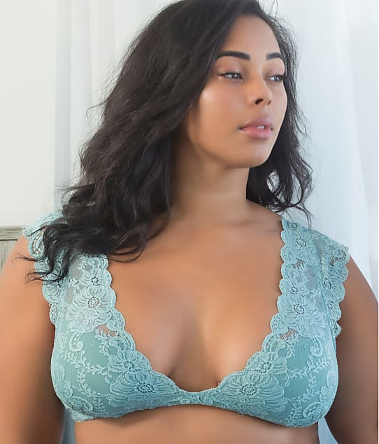 Oh La La Cheri Plus Size Real Lingerie Suzette Lace Bralette  7819e5f7e