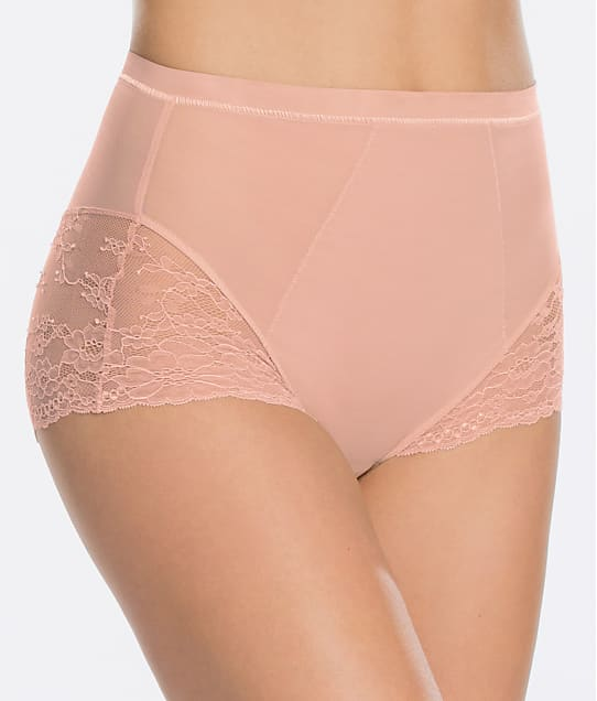 SPANX: Plus Size Lace Collection Brief