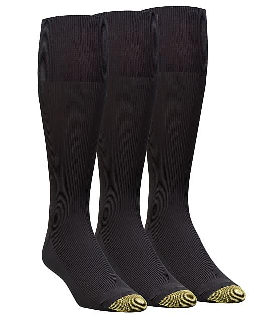 Gold Toe: Metropolitan Nylon Dress Socks 3-Pack