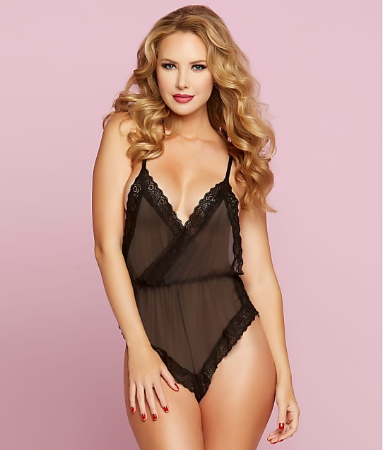 Seven 'til Midnight: Sheer Bliss Chiffon Romper