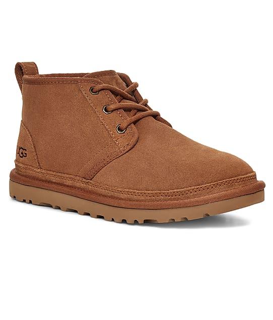 UGG Neumel Chukka Boots in Chestnut(Front Views) 1094269