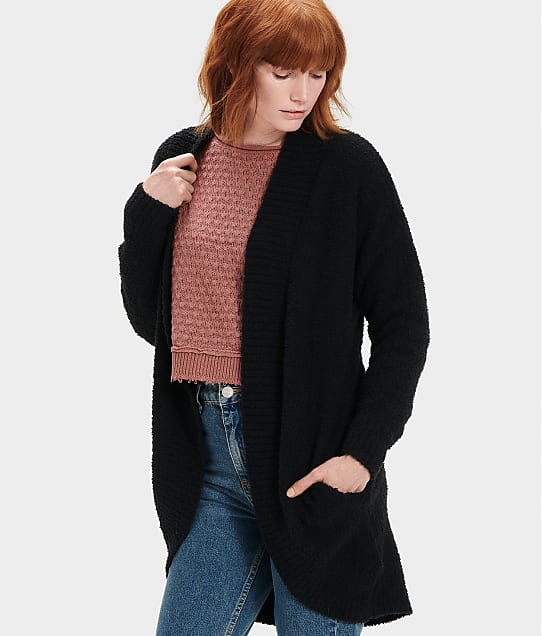 UGG: Fremont Fluffy Knit Cardigan