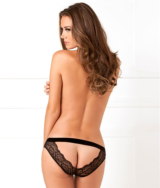 Rene Rofe: Back Magic Crotchless Bikini