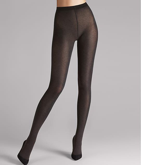 Wolford: Cotton Velvet 80 Denier Tights