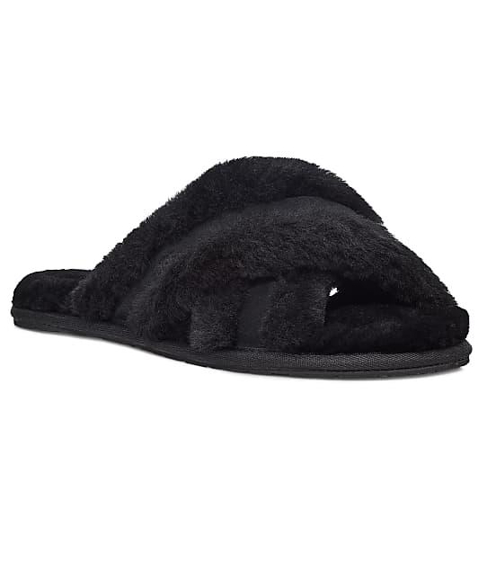 UGG Scuffita Slippers in Black 1123572