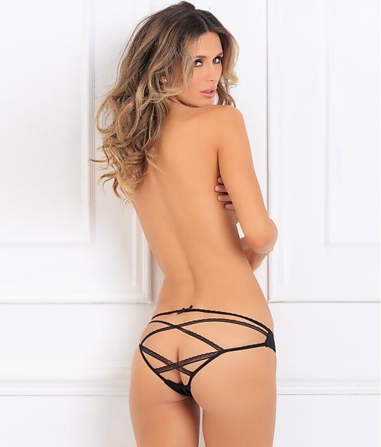 Rene Rofe: Lace Lovers Crotchless Bikini