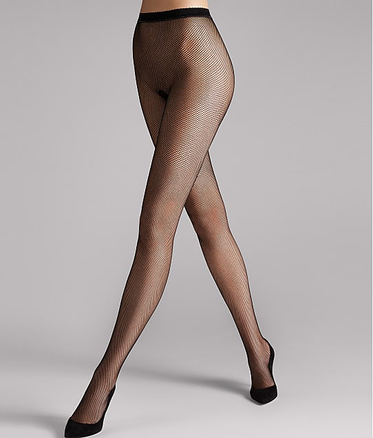 Wolford: Twenties Fishnet Tights