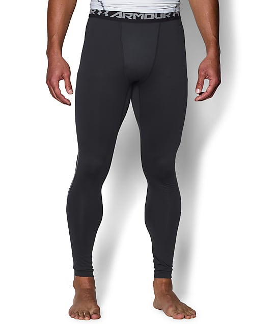 66e46e7b52680 Under Armour UA ColdGear Armour Compression Leggings | Bare ...