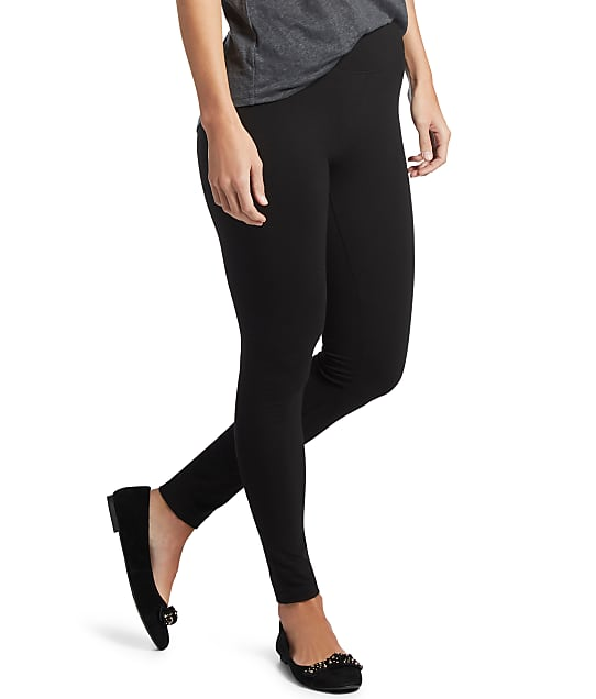 8c427cb29c0fec HUE Ultra Leggings With Wide Waistband | Bare Necessities (12665)