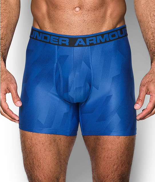 Under Armour: UA Printed Original 6'' Boxerjock Boxer Brief