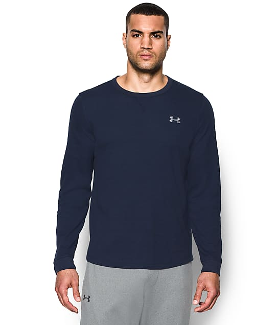 Under Armour: Cold Gear Waffle Tee