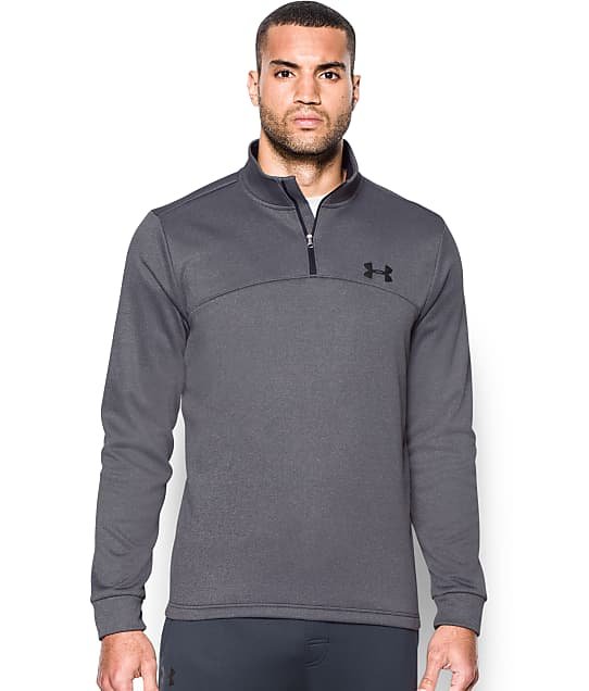 Under Armour: Storm Armour Fleece Icon 1/4 Zip-Up