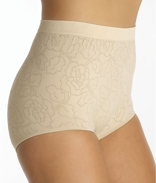 Vanity Fair: Perfectly Yours Seam-free Jacquard Full Brief