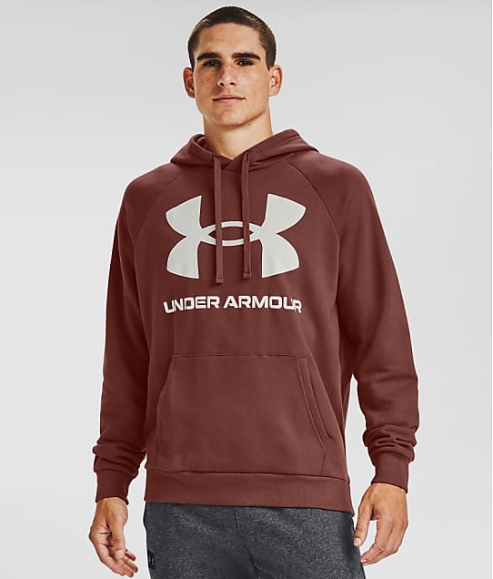Under Armour: Rival Fleece Big Logo Hoodie