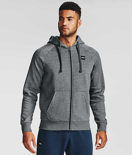 Under Armour: Rival Fleece Zip-Up Hoodie