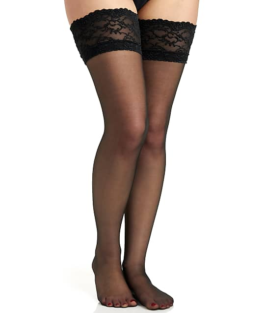 Berkshire: Lace Top Stockings