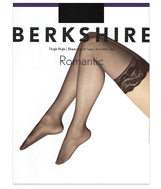 Berkshire: Romantic Thigh Highs