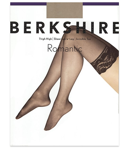 Berkshire: Romantic Thigh Highs
