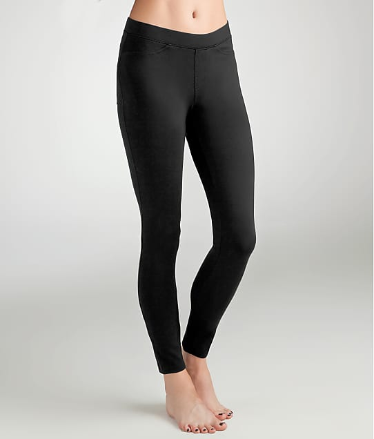 HUE: Ponte Knit Leggings