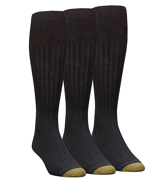 Gold Toe: Windsor Wool Dress Socks 3-Pack