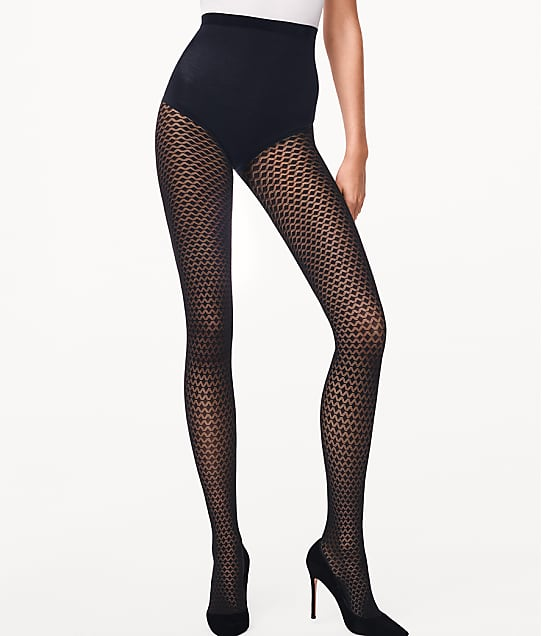 Wolford: Rhomb Tights