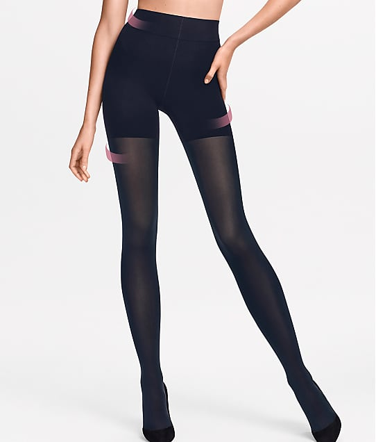 Wolford: Tummy 66 Denier Control Top Tights