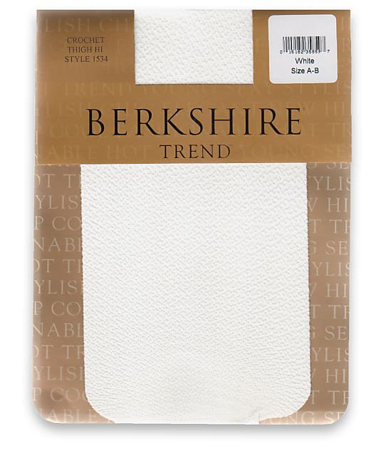 Berkshire: Crochet Thigh Highs