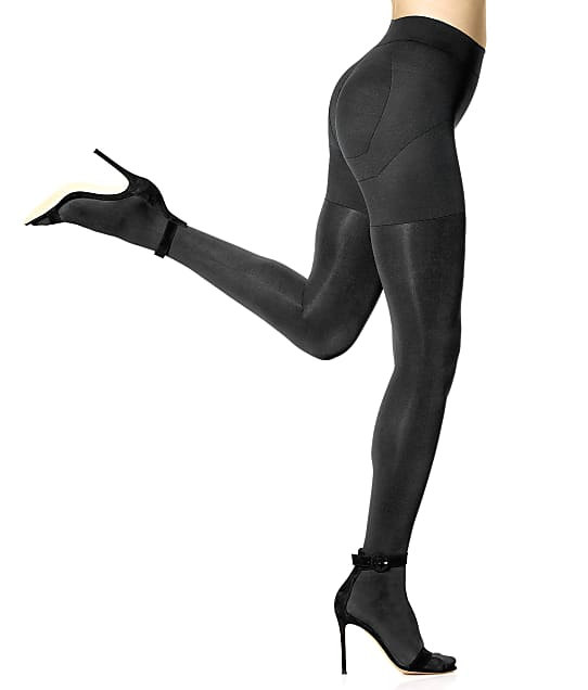 HUE: Matte Opaque Shaping Tights