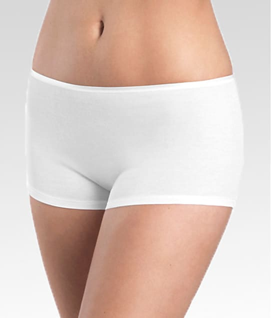 Hanro: Cotton Seamless Boyshort