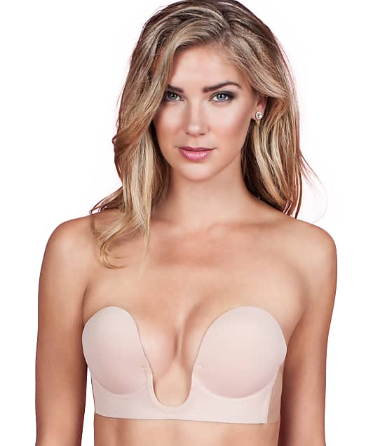 6182219e322de Fashion Forms Backless Strapless U Plunge Bra
