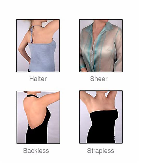 Fashion Forms Nu Bra Ultralite Backless Bra  BQ846021AOS