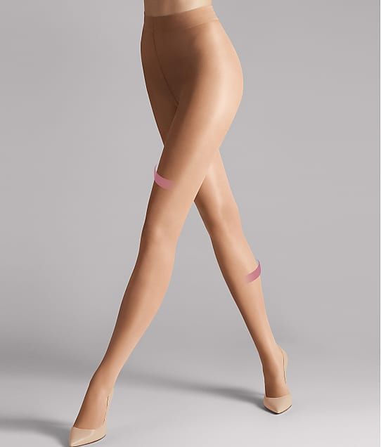 Wolford: Pure Energy 30 Denier Leg Vitalizer Pantyhose