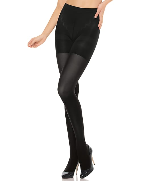 RED HOT SPANX: Medium Control Tights