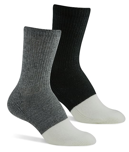 Berkshire: Diabetic Crew Socks 2-Pack