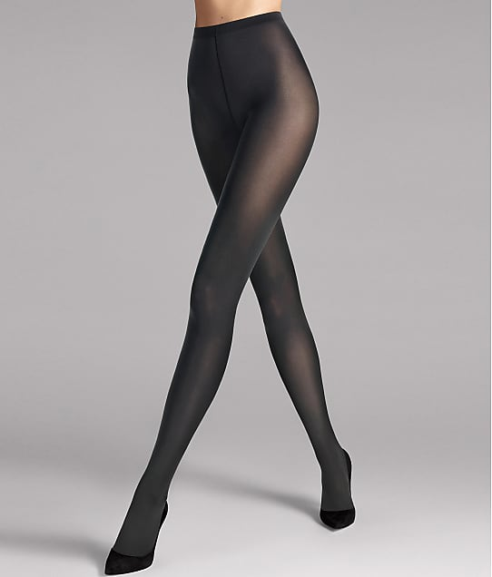 Wolford Opaque 70 Denier Tights in Anthracite 185-35
