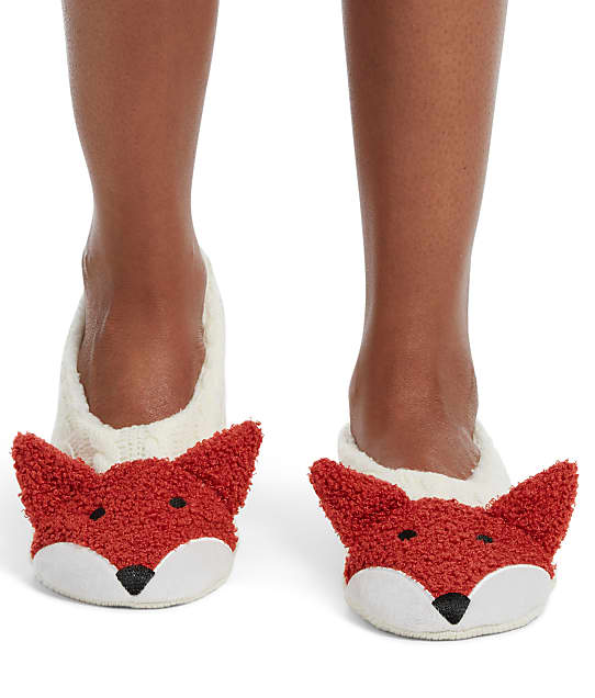 HUE: Cozy Critter Slipper Socks