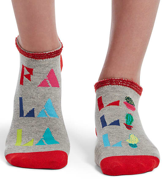 HUE: Festive Cozy Socks 2-Pack