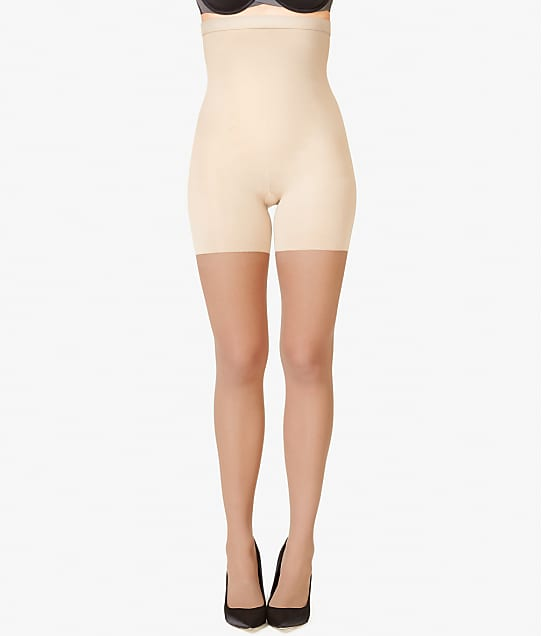 SPANX Firm Believer High-Waist Shaping Sheers in S4(Front Views) 20217R