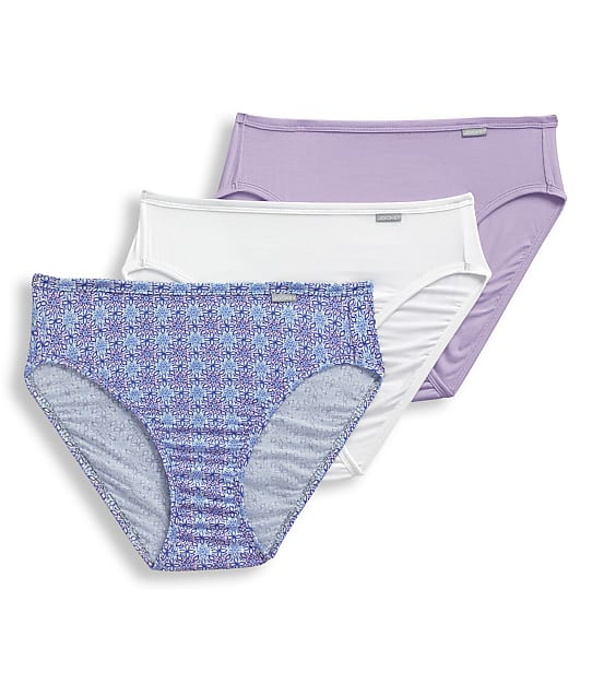 43b5dcfb64225f Jockey Elance Supersoft French Cut Brief 3-Pack | Bare Necessities (2071)