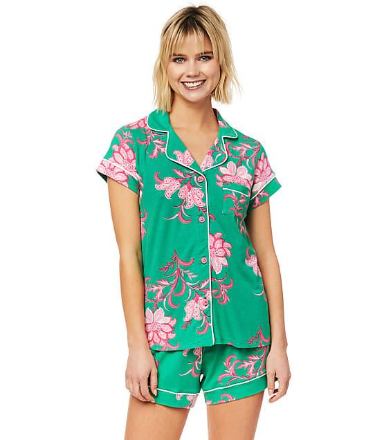 The Cat's Pajamas: Ava Pima Knit Pajama Set