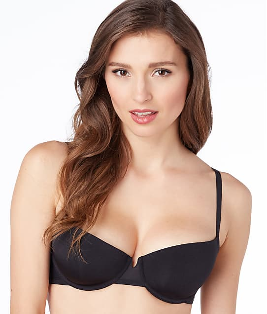 Le Mystère: Shine And Sheer Demi Bra