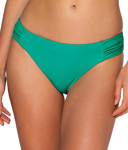 Sunsets: Viridian Femme Fatele Bikini Bottom