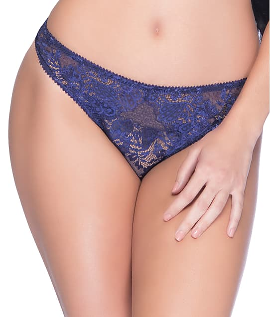 Real Lingerie: Josilyn Lace Thong