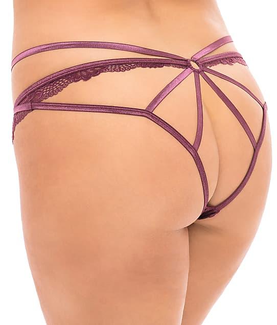 Oh Là Là Chéri  : Plus Size Lea Cage Back Bikini