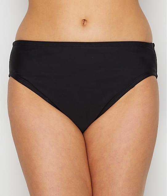 24th & Ocean: Solid Mid-Rise Bikini Bottom