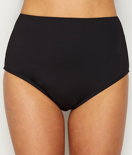 24th & Ocean: Solid High-Waist Smoothing Bikini Bottom