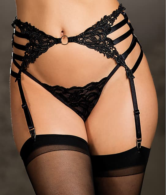 Shirley Of Hollywood Venice Garter Belt