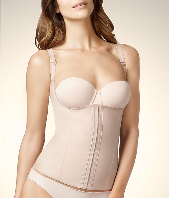 Squeem: Miracle Vest Firm Control Open-Bust Shaper