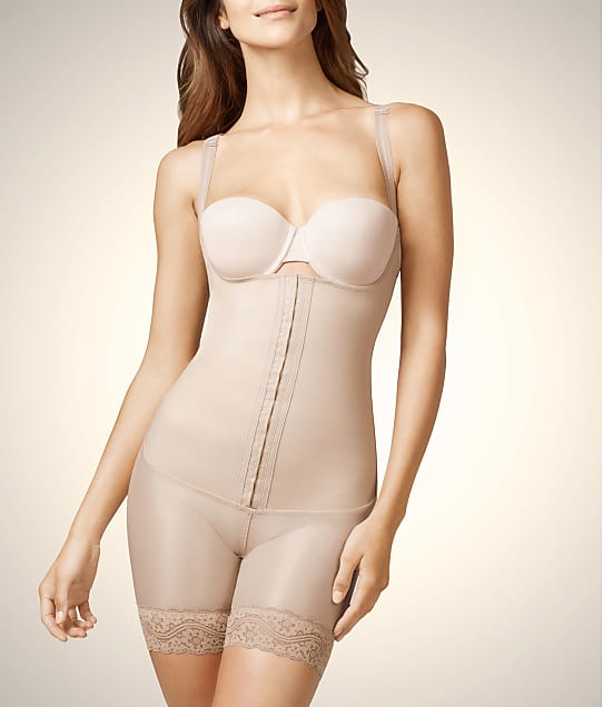 Squeem: Sensual Curves Extra Firm Control Open-Bust Bodysuit