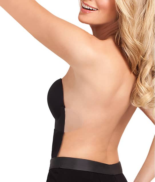 Fashion Forms: U Plunge Backless Strapless Thong Bodysuit